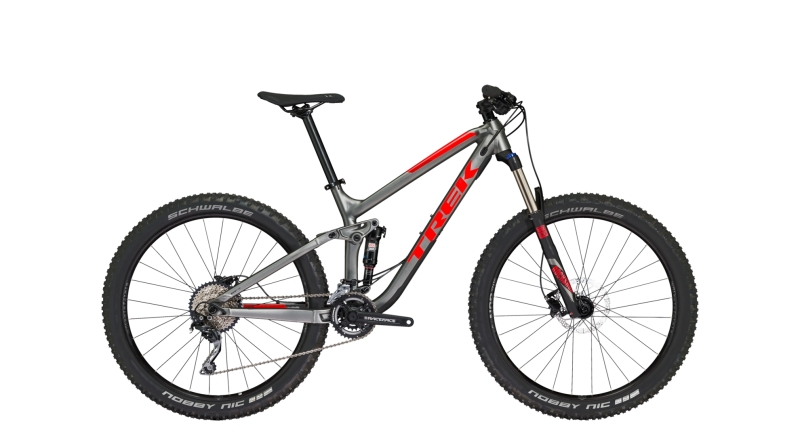 Trek Fuel EX 5 27.5 Plus (2018)