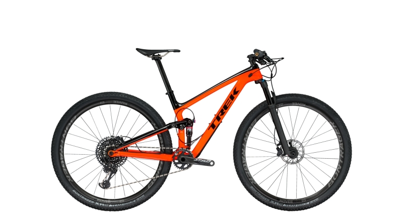 Trek Top Fuel 9.8 SL 29 (2018)