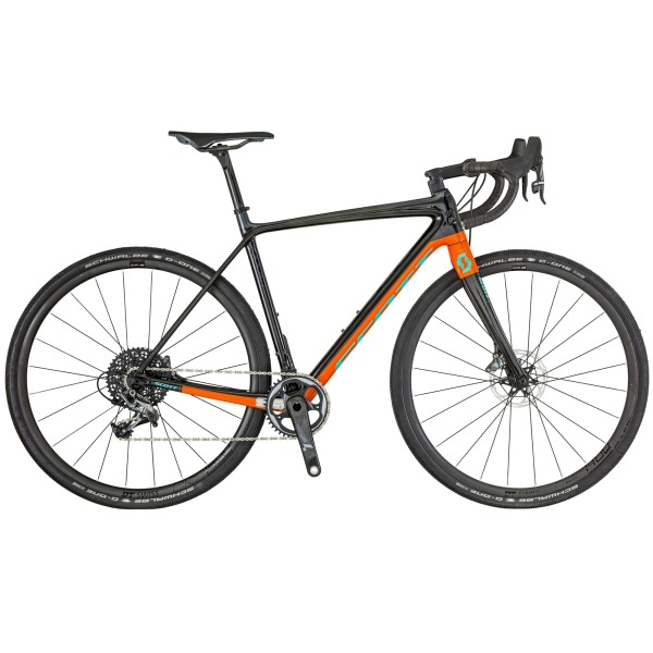 Scott Addict Gravel 10 Disc (2018)