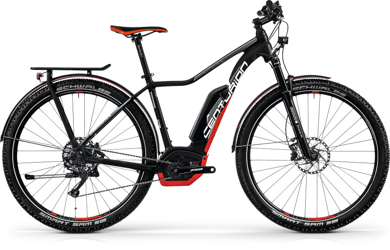 Centurion Backfire Fit E R850 EQ.29 (2018)